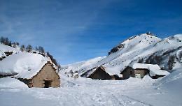 Ciaspolate in alta quota all'Alpe Sangiatto