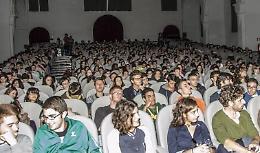 'Europa, serve unità politica' Lezione a teatro per 400 studenti
