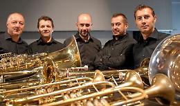 ''Brindiam'' col ''Quintetto d'Ottoni Toscanini'' al Teatro Nuovo Salsomaggiore Sabato 28