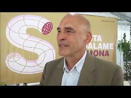 VIDEO Festa del Salame a Cremona, interviste a Guerri e Merletti