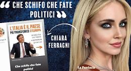 Ddl Zan, Chiara  Ferragni: «Che schifo che fate politici»
