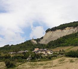 Le grotte del monte Giogo