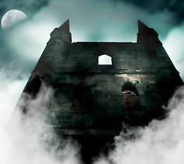 La vita segreta del castello... in notturna