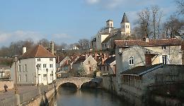 Undicesima tappa da Aubigny a Chatillon sur Seine