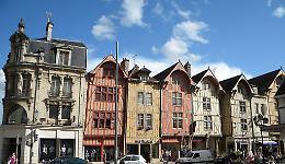 Dodicesima tappa da Chatillon sur Seine a Troyes