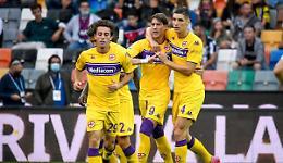 Fiorentina e Sassuolo di misura, poker Empoli col Bologna
