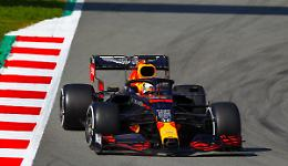 Verstappen conquista la pole position al Gp Usa