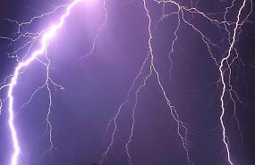 Rischio temporali forti su tutta la regione