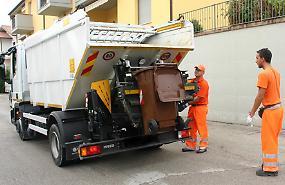 Scrp, assegnato l'appalto rifiuti: il servizio a Linea Gestioni