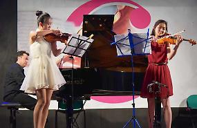 International Music Festival, Porzani: 'Edizione top'