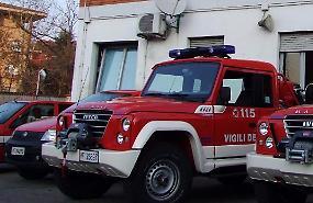 Nuova caserma dei pompieri, Scrp al ministero: 'Ecco l'area'