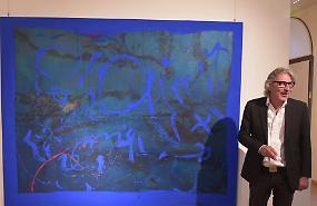 'Combustione di blu', il dono di Rotelli al Diotti