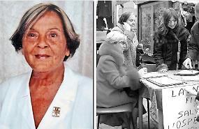 Addio alla farmacista Annamaria Benassi
