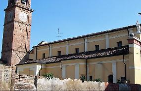 Ladri nella chiesa di Cogozzo, sacrestano li fa scappare