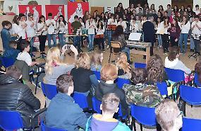 Diotti, una scuola europea: ospiti olandesi e polacchi