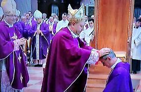 Don Gianotti ordinato vescovo