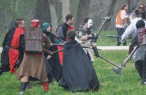 Fantasy, il Medioevo in villa