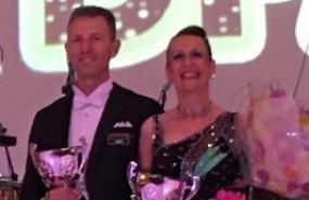 Campionati europei Wdc-Al, vittoria per i cremaschi Nichetti e Fava