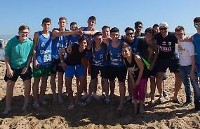 Sono del Romani i re del 'Beach Volley School'
