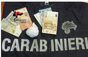 Droga destinata agli studenti, arrestato nordafricano