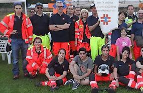 Simulazione, 'Padana soccorso' e pompieri accoppiata vincente