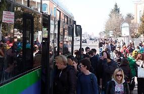 Rivoluzione bus, più veloci a Milano