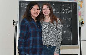 Romani, lezioni con due studentesse del 'MIT' di Boston