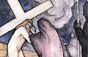 Via Crucis nei dipinti dell'Unità pastorale
