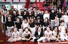Olimpiadi della danza, a Brescia quattro scuole cremasche