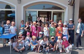 La città dei bambini, ultima tappa a Vicobellignano