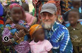 Missionario rapito: 'Speriamo di riabbracciare presto padre Maccalli'