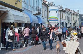 Sbaracco, 'shopping on the road' sul Listone