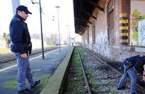 Stazione, dopo le siringhe abbandonate 'controlli nella zona ogni sera'