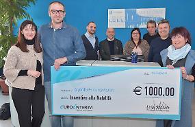 Eurointerim 'dona' un bonus bebè da mille euro