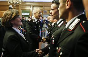 Mattarella chiama il generale Nistri per complimentarsi