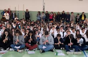 Orzinuovi, Mille flauti show