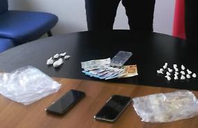 Blitz dei carabinieri: un arresto