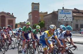 Giro d'Italia Under 23, le limitazioni al traffico