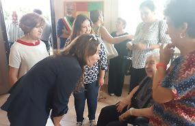 Famiglia e disabilità: il tour del ministro Locatelli