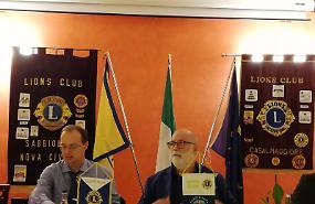 Lions, Casalmaggiore e Sabbioneta inaugurano l'anno insieme