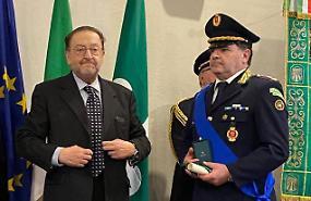 Encomio solenne della Regione Lombardia a Marco Quatti