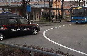 Controlli antidroga dei carabinieri cinofili
