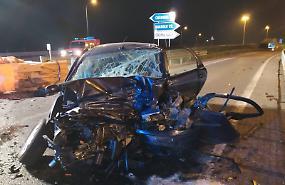 Grave incidente stradale sulla Paullese, 56enne in ospedale