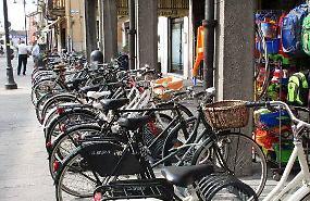 L'incubo dell'estate, tornano i furti di biciclette