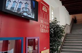 Museo, tetto a nuovo: 300 mila euro di lavori