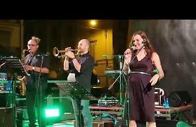 VIDEO Ciuma Explosion Band ieri sera alla Fiera di Piazza Spagna