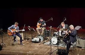 VIDEO Al Comunale Peter Bernstein & Guido Di Leone to Jim Hall