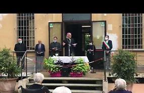 VIDEO La visita del vescovo Antonio alla casa di riposo San Vincenzo di Vho