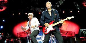 The Who in concerto lunedì 19 settembre sul palco del Mediolanum ...