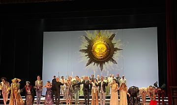 Nella «fabula» di Orfeo il teatro si fa in musica